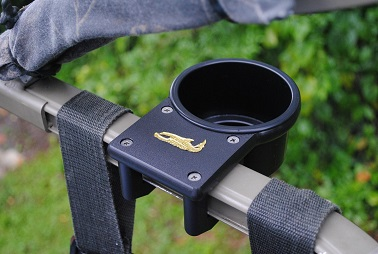 drink holders for summit tree climbers and tree stands