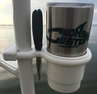 boat drink beverage holder for boats